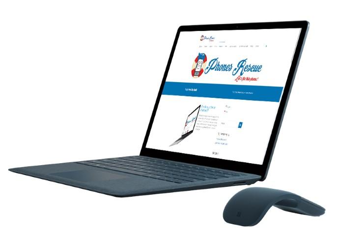 Laptop repair Bournemouth Microsoft Registered Refurbisher