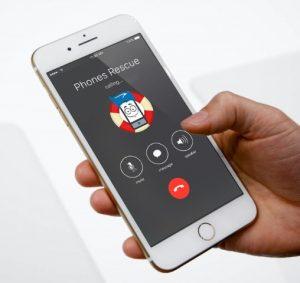 Phones Rescue phone