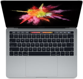 Apple MacBook Pro Touchbar repair Bournemouth Christchurch Poole