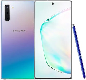 Samsung Note 10 repair Bournemouth Phones Rescue