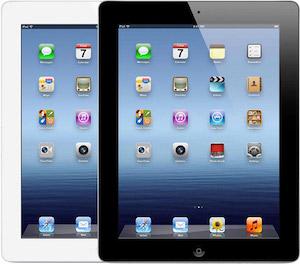 iPad 3 repair, screen replacement, battery replacement