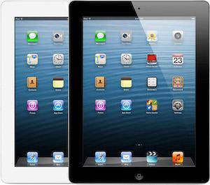 iPad 4 repair, screen replacement, battery replacement