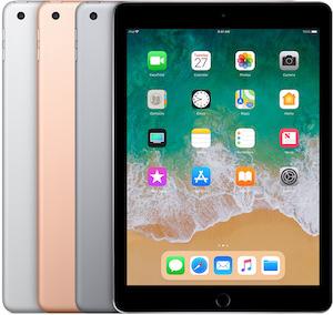 iPad 6th gen repair, screen replacement, battery replacement
