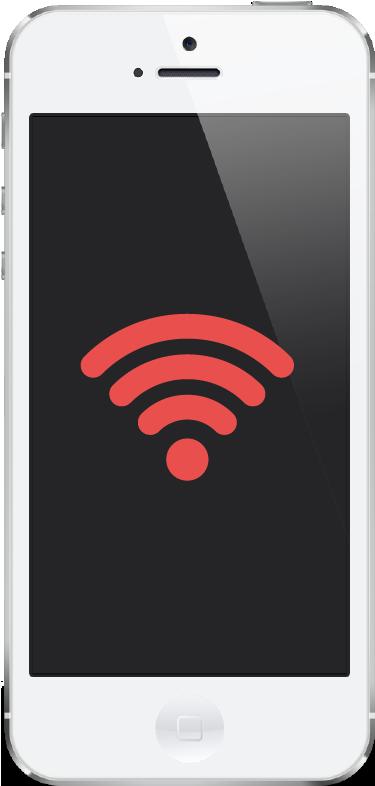 WiFi network Apple iPhone repair Bournemouth