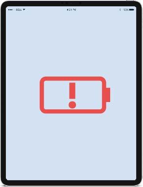 Battery Apple iPad repair Bournemouth