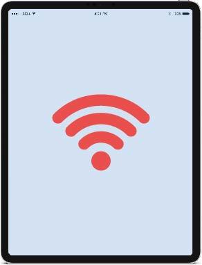 WiFi Apple iPad repair Bournemouth