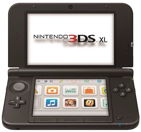 Nintendo 3DS XL console repair Bournemouth