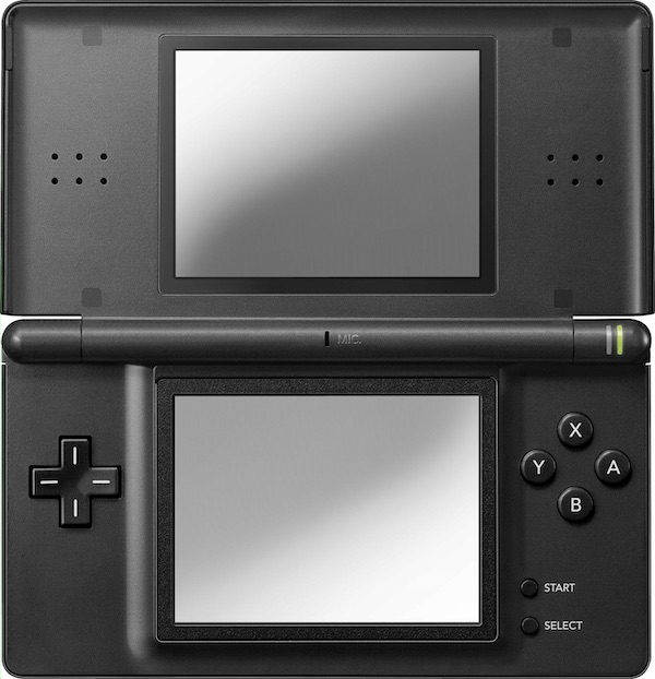 Nintendo DS Lite console repair Bournemouth