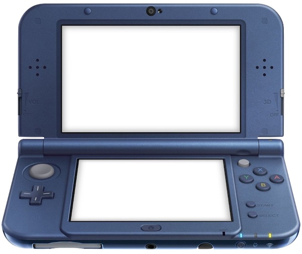 Nintendo New 3DS XL console repair Bournemouth
