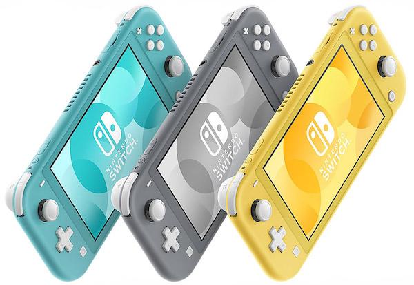 Nintendo Switch lite console repair Bournemouth