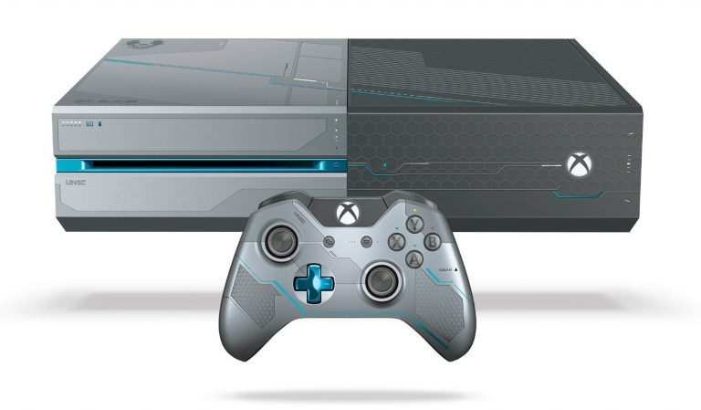 Microsoft Xbox One Halo limited edition console repair Bournemouth