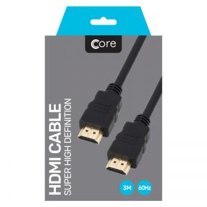 HDMI Cable Core 3M