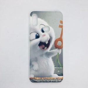 Huawei Y6 2019 case rabbit