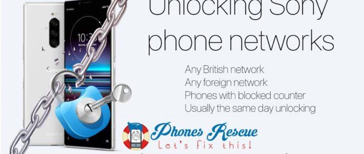 Sony unlock Bournemouth