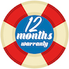 12 months warranty Phones Rescue