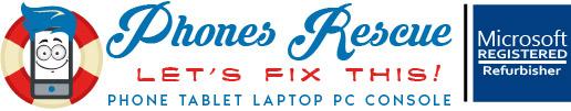 Phones Rescue logo v4
