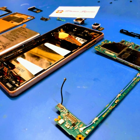 Sony Xperia X Screen replacement