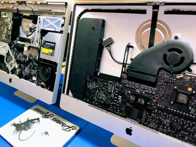 iMac Mid-2011 GPU repair