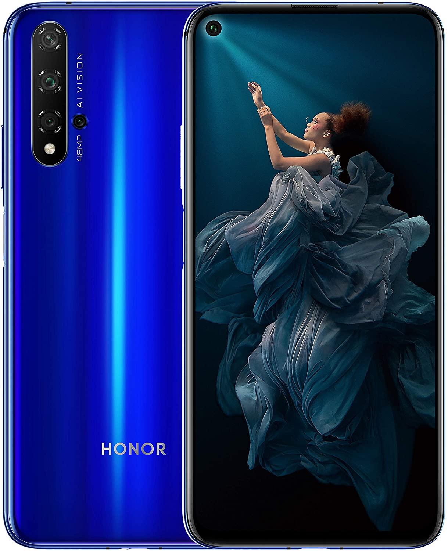Honor 20 Phones Rescue
