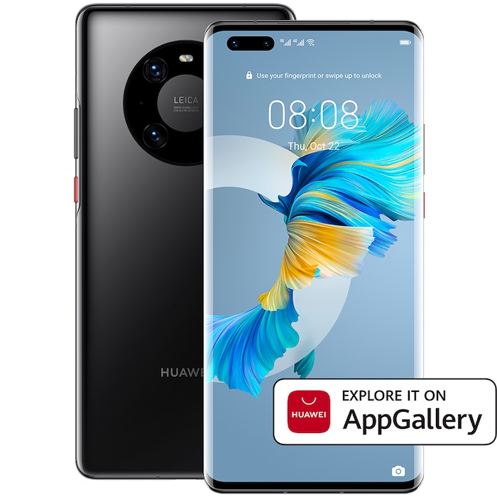 Huawei Mate 40 Pro Phones Rescue