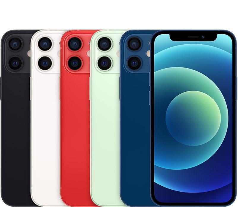 iPhone 12 mini Phones Rescue