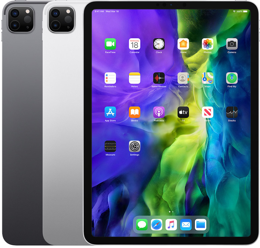Apple iPad Pro 11-inch (2nd generation) Phones Rescue