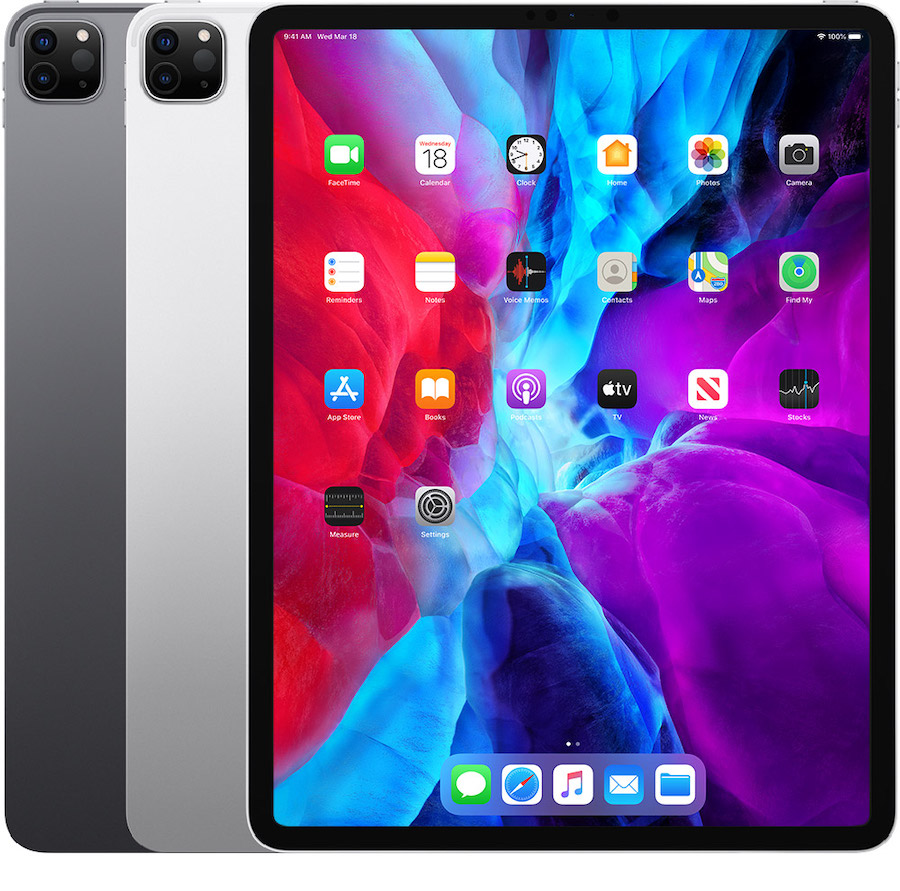 Apple iPad Pro 12.9-inch (4th generation) Phones Rescue