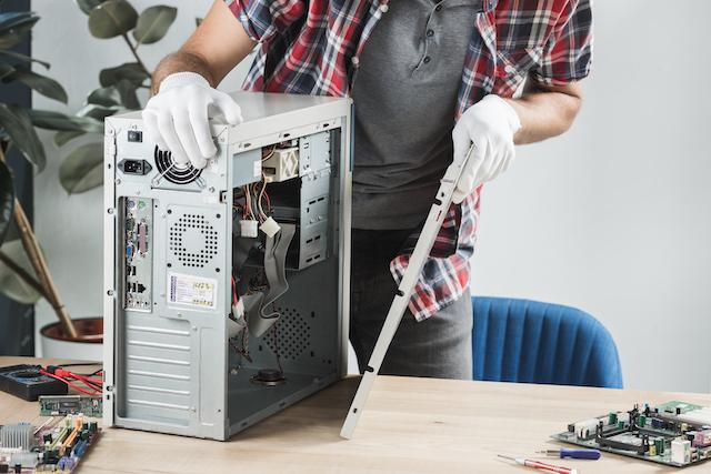 Computer repair Phones Rescue
