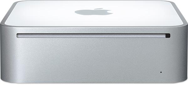 Mac mini (Late 2009) A1283 Phones Rescue