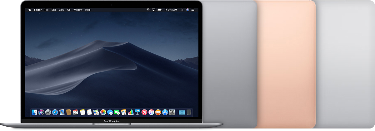 MacBook Air (Retina, 13-inch, 2019) Phones Rescue