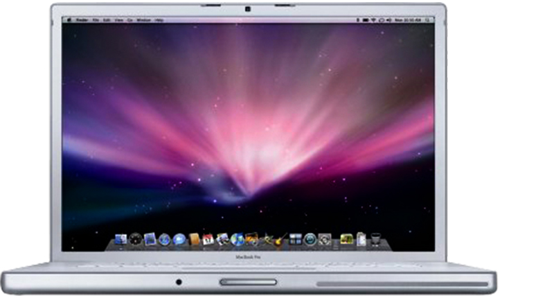 MacBook Pro (15-inch, Early 2008) Phones Rescue