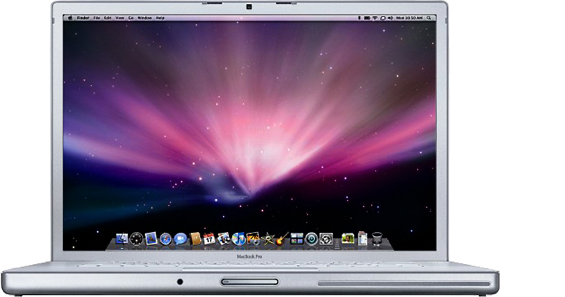 MacBook Pro (17-inch, Early 2008) Phones Rescue