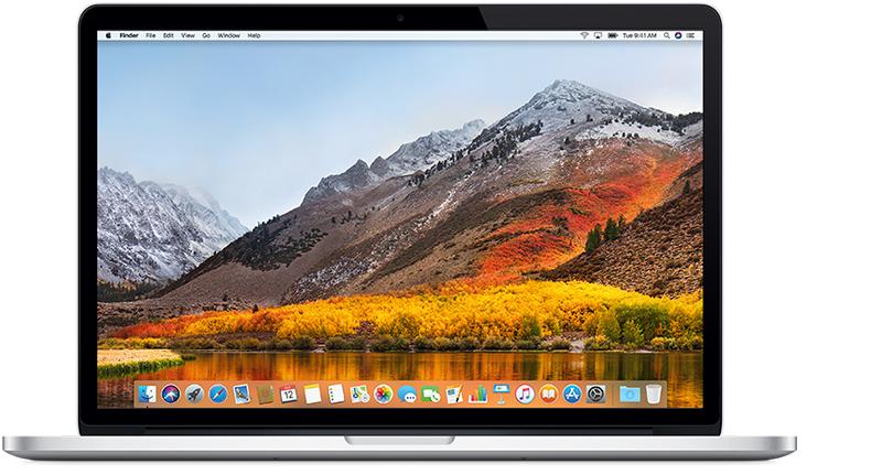 MacBook Pro (Retina, 15-inch, Mid 2015) Phones Rescue
