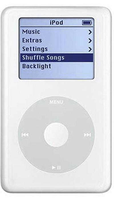 iPod classic click wheel Phones Rescue