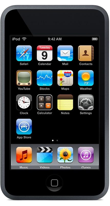 iPod Touch 1st gen Phones Rescue