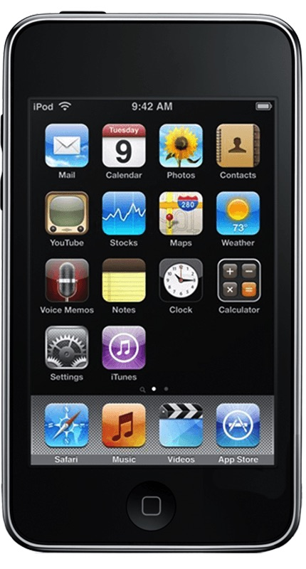 iPod Touch 3rd gen Phones Rescue