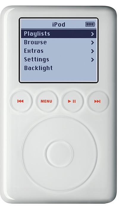 iPod classic 3rd gen Phones Rescue