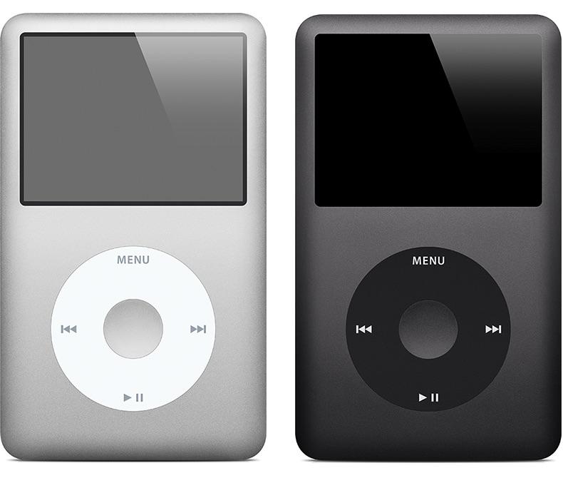 iPod classic 6th gen Phones Rescue