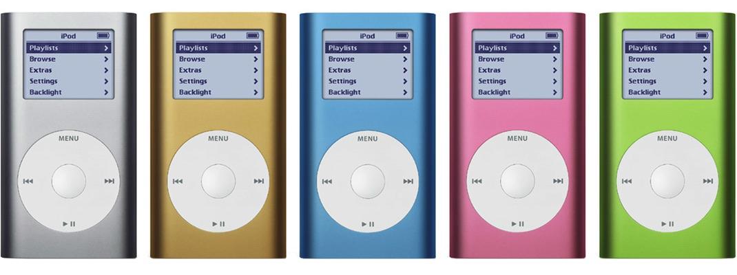 iPod mini 1st gen Phones Rescue