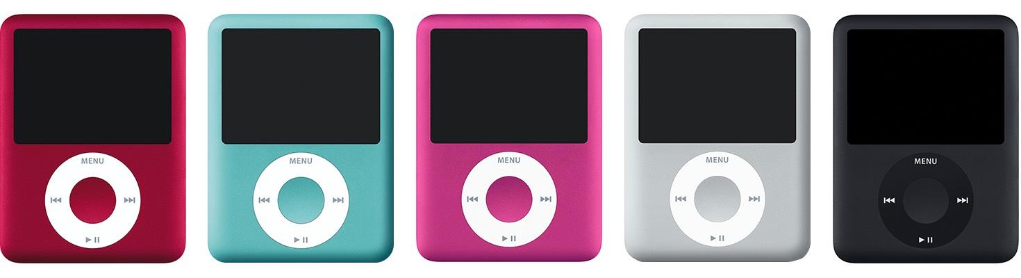 iPod nano 3rd gen Phones Rescue