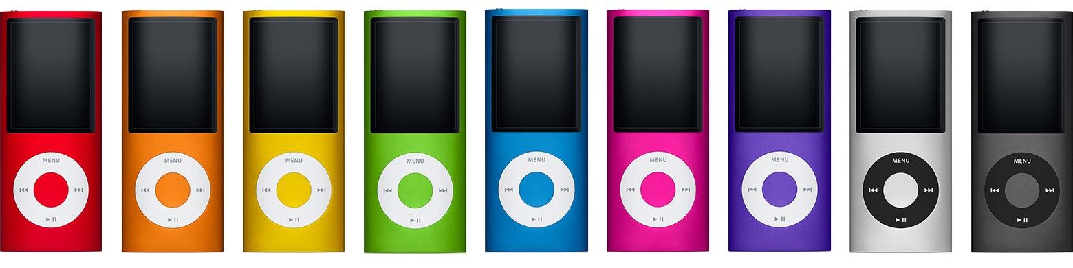 iPod nano 4th gen Phones Rescue