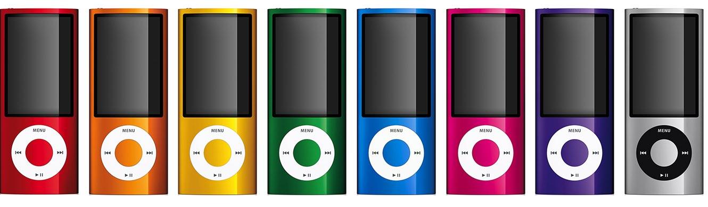 iPod nano 5th gen Phones Rescue