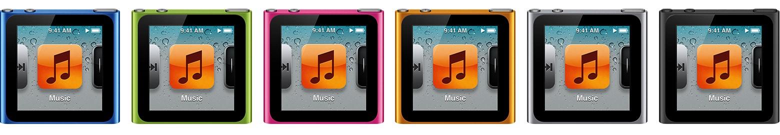 iPod nano 6th gen Phones Rescue