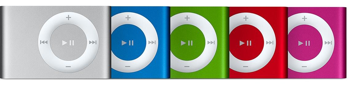 iPod shuffle 2nd gen Phones Rescue