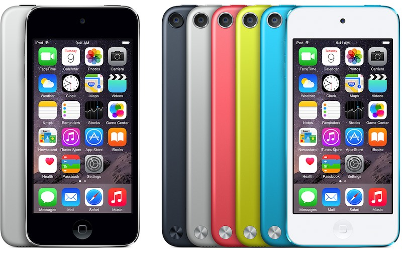 iPod touch 5th gen Phones Rescue