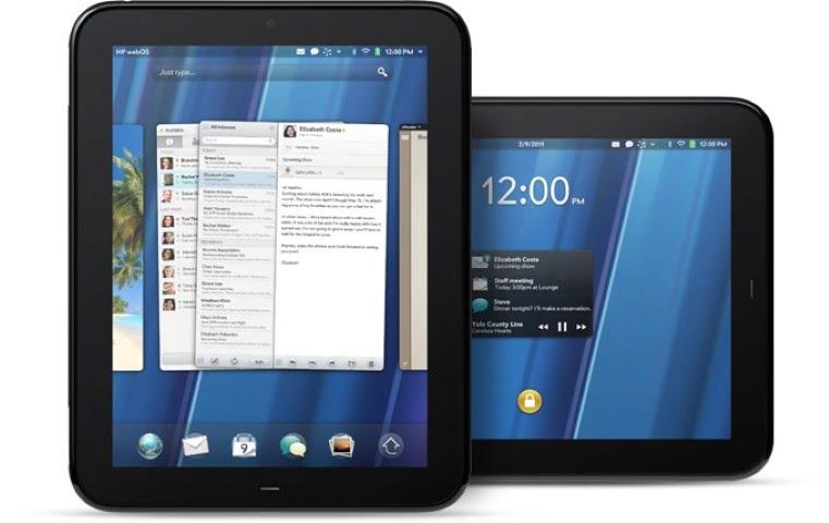 HP TouchPad Slate repairs