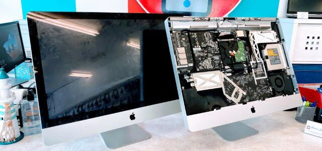 iMac 2010 27-inch repairs