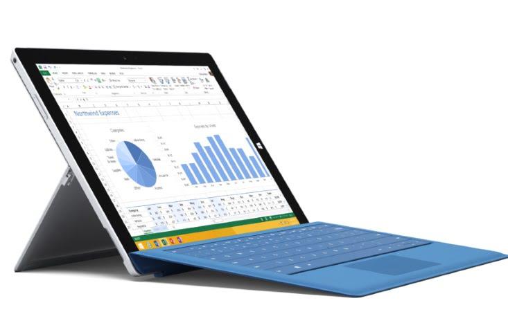 Microsoft Surface repairs