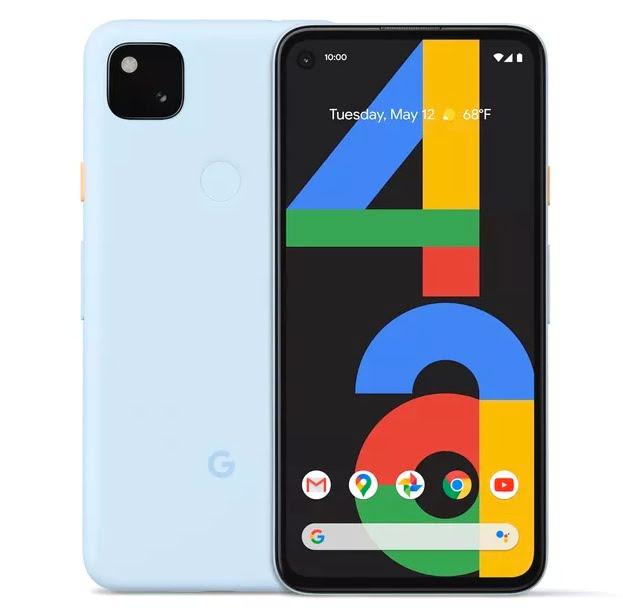 Google Pixel 4a repairs