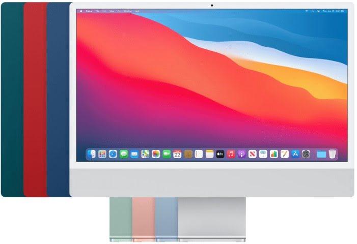 iMac 24-inch, A2439 2021 repairs